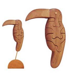 Rompecabezas Tucán