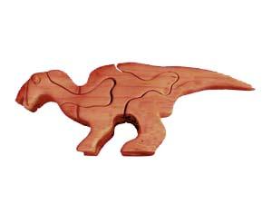 Rompecabezas Hadrosauro.